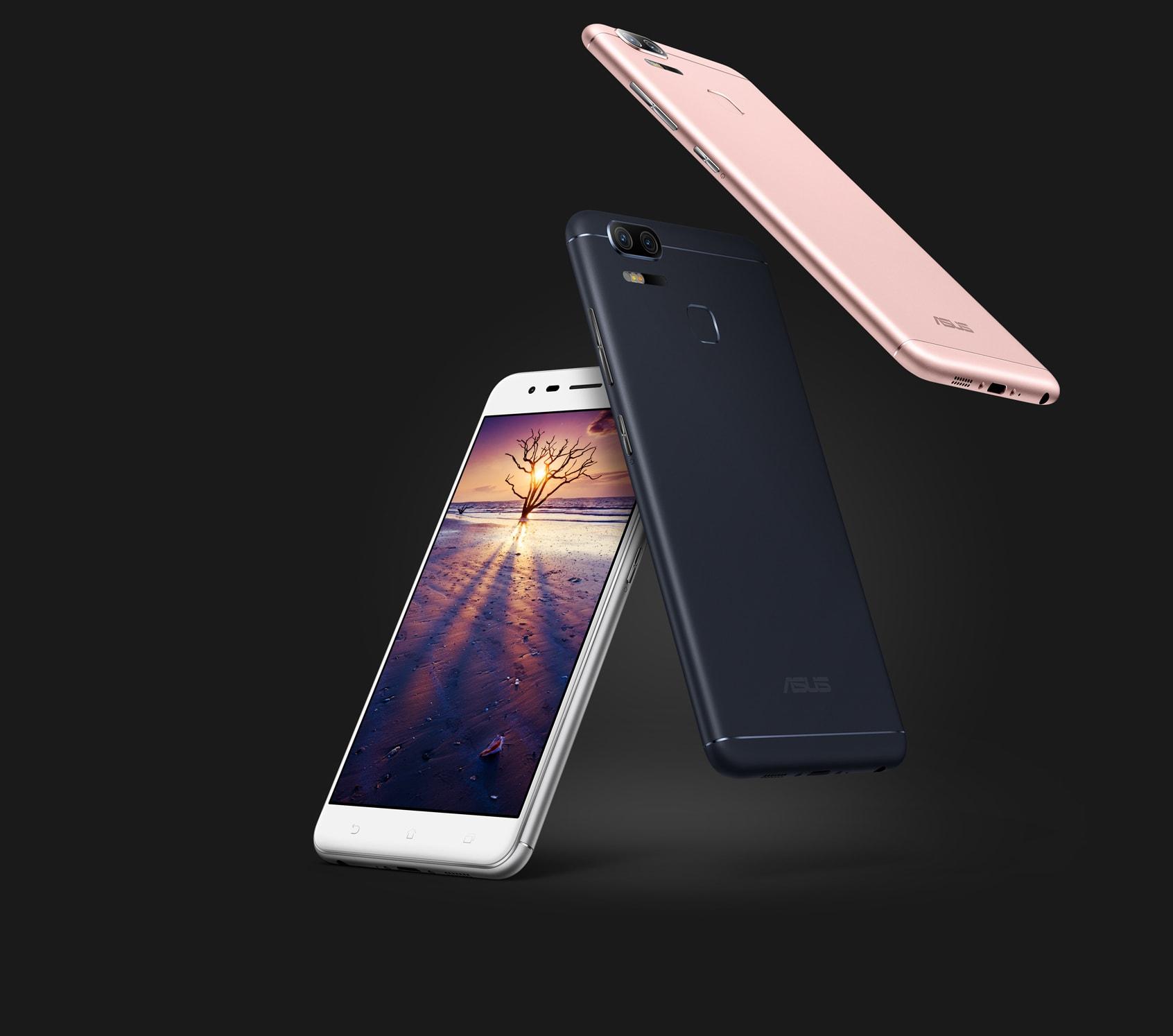 تعمیرات گوشی موبایل ایسوس مدل Zenfone Zoom S ZE553KL دو سیم کارت ظرفیت 64 گیگابایت